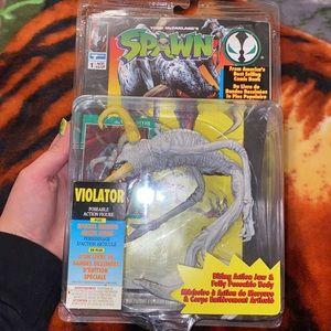 Spawn Violator Action Figure 1994